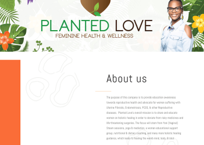 Planted Love